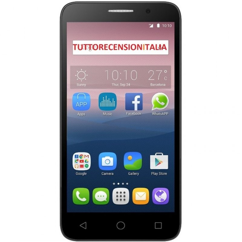 Smartphone Alcatel Pop 3 5065D